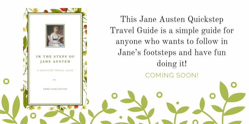Jane Austen Travel Guide