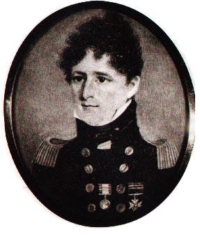 Captain Francis William Austen