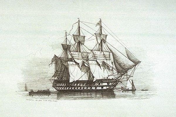 Francis William Austen Ship