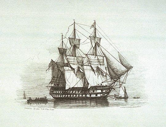 Francis Austen Ship