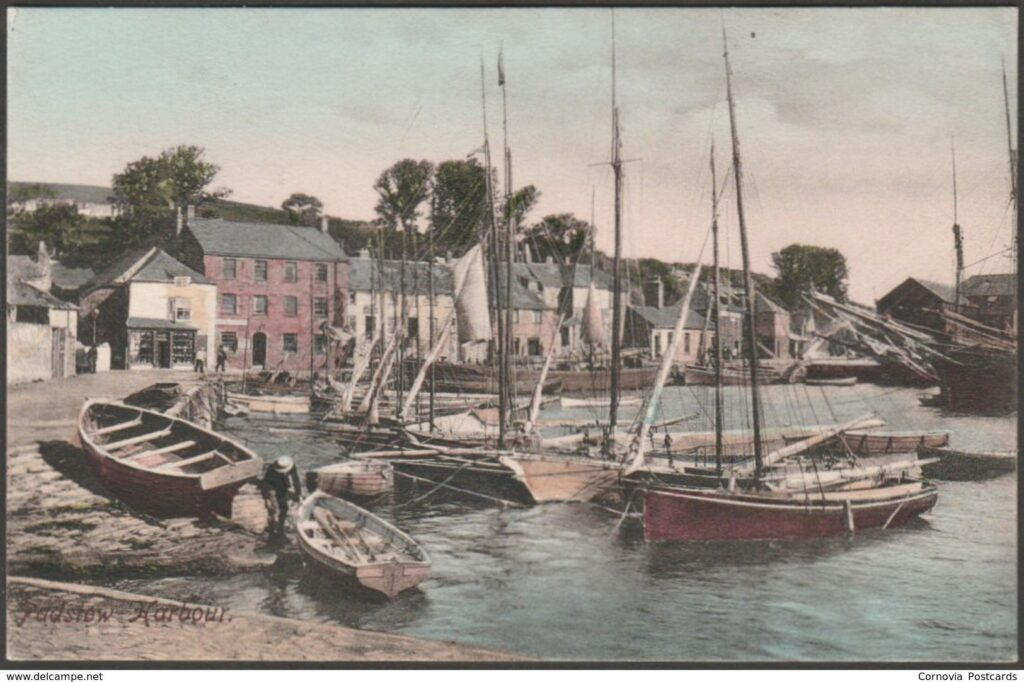 Padstow-Cornwall-c1905